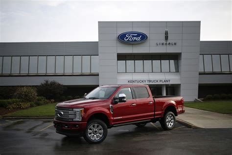 Ford Kentucky Truck Plant by Ford Sued By Truck Owners Adding It To Diesel Defendants