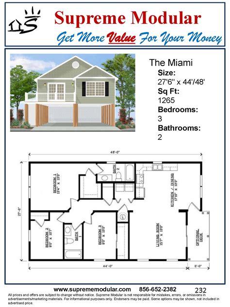plans shore modular homes