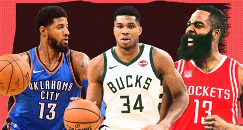 Ranking The Top Ten Nba Most Valuable Player Candidates