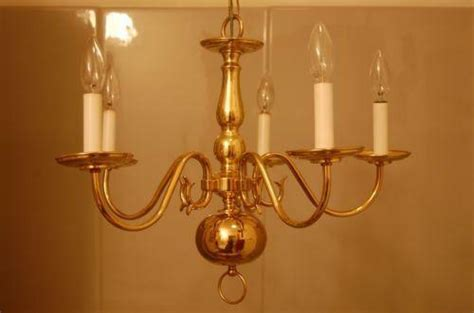 Used Chandeliers by Used Brass Chandeliers Ebay