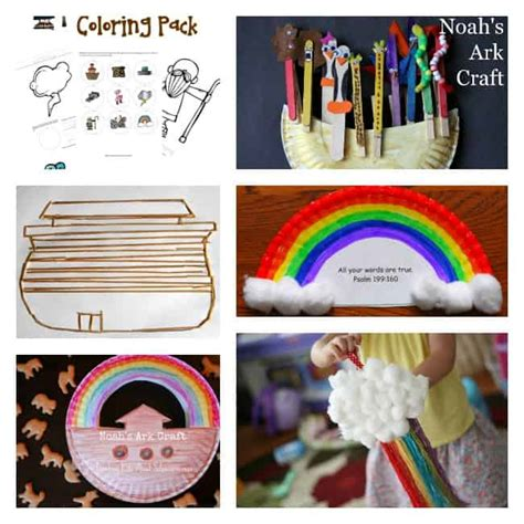 100 best bible crafts and activities for 197 | noahs ark craft kids bible