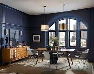 Modern, Dining, Room, Design, 2019, Color, Trends
