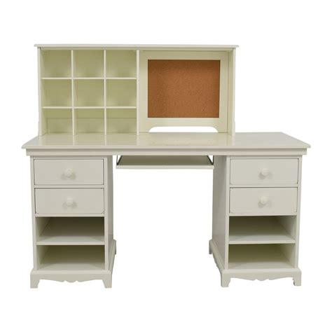 Office Desk Pottery Barn by 55 Pottery Barn Pottery Barn White Desk With Cubby