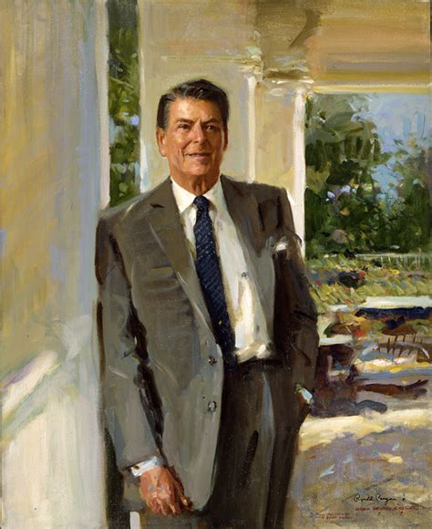 ronald  reagan    presidential history