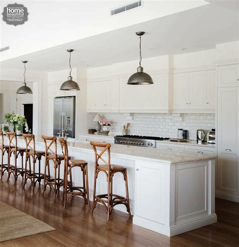 french provincial kitchen  white subway tile