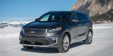 kia sorento vehicles  display chicago auto show