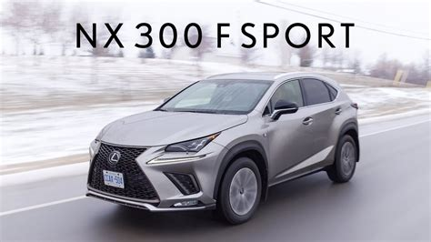 lexus nx  sport review luxurious  youtube