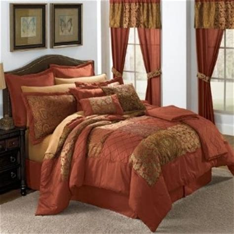 rust colored comforter sets 17 best images about bedding on lush king and