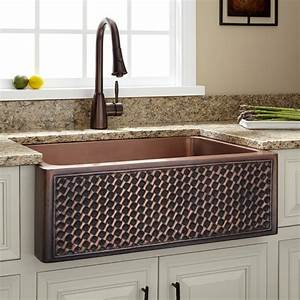 decorative farmhouse sink signature hardware With decorative farmhouse sinks