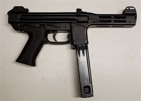 Prop Submachine Guns