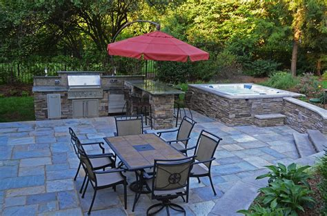 Stone Patio And Hot Tub  The Natural Stone Walls And. Patio Contractors Markham. Patio Swing On Sale Toronto. Patio Construction Toledo. Patio Set Out Of Pallets. El Patio Restaurant Santa Rosa. Outdoor Patio Ideas With Firepit. Spring Patio Decor. Diy Patio Drapes