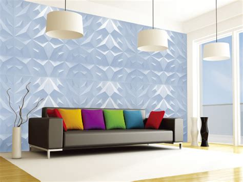 Beautification Of Home Intertior Walls With 3d Decorative