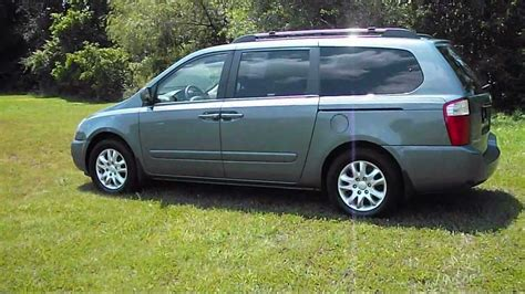 Kia Sedona 2006 Review by 2006 Kia Sedona Ex