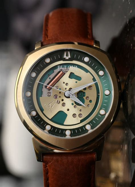 accutron ii bulova spaceview alpha watches affordable movement precisionist hands ablogtowatch brand gold leather collection most cool guide wrist case