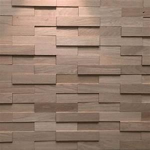 Leroy Merlin Plaquette De Parement : plaquette de parement bois style4walls l rev tements ~ Dailycaller-alerts.com Idées de Décoration