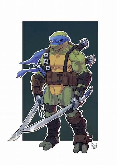 Ninja Turtles Teenage Mutant Awesome Deviantart Tmnt