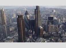 Imagen aérea de la City de Londres ABCes