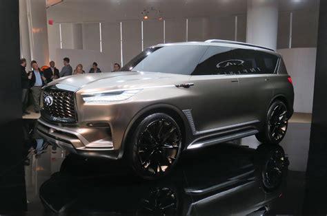 2019 Infiniti Qx80 Suv Exterior  Car 2018 2019