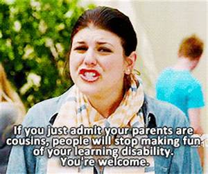 sadie from awkward quotes | Oh that's funny | Pinterest ...