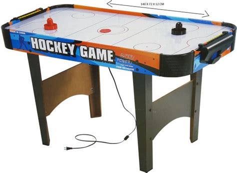luxury air hockey table air flow indoor competition ice