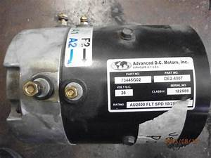 Sell Amd Ezgo Pds Stock Replacement Motor Golf Cart 36v 36