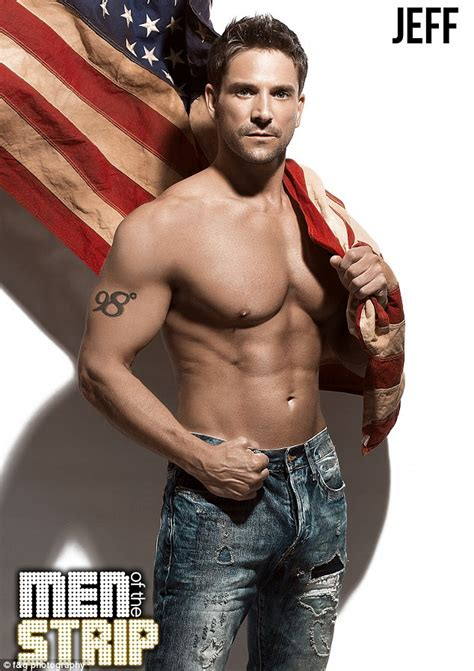 Degrees Star Jeff Timmons Bring His Pecs Appeal To New