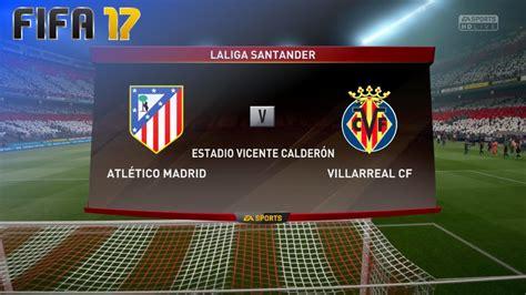 54+ Atlético Madrid Contra Villarreal | DUNIA ILMU