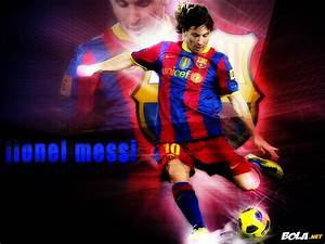 Download Wallpaper - Lionel Messi - Bola.net