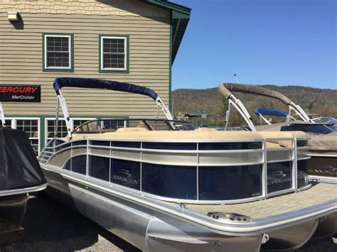 Bennington Pontoon Boat Dealers In Ny by Bennington 2375rsbw Boats For Sale In Ticonderoga New York