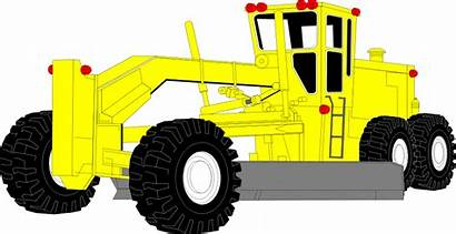 Construction Clipart Equipment Clip Heavy Machinery Cliparts