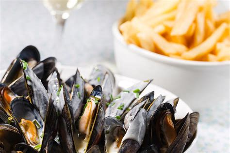 moules marinieres au thermomix cookomix