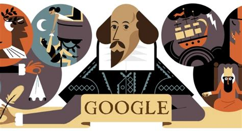 georges méliès google doodle google doodle pays tribute to william shakespeare and st