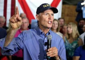 Fact-checking Florida Gov. Rick Scott's U.S. Senate ...