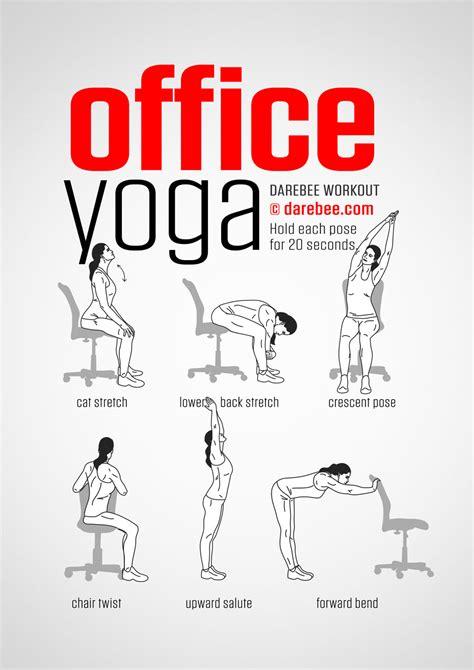 exercice au bureau série d 39 exercices trés faciles 7 exercice physique