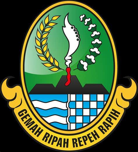 logo propinsi jawa barat transparent background logo
