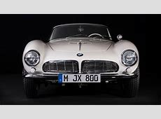 Elvis Presley's BMW 507 has been restored and it looks