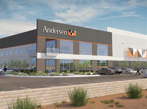 andersen windows  manufacturing campus  arizona