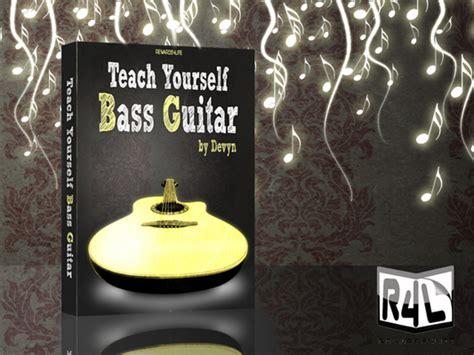teach  bass guitar tradebit