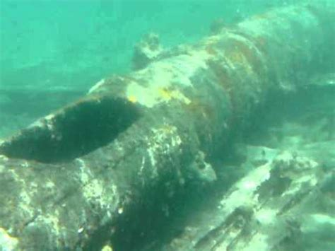 A Boat Sinking by Prince Of Wales Wreck Nine Dives Marlborough Sounds Dive