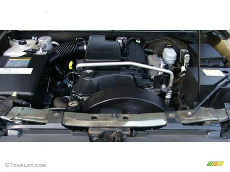 2004 Chevrolet Trailblazer Ls 4x4 4.2l Dohc 24v Vortec