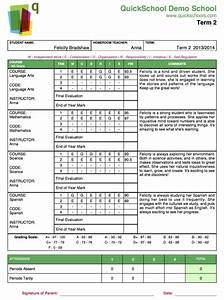 the dragon academy report card template school With high school report card template word
