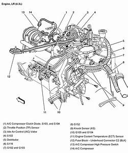 2005 Chevy Suburban Cooling System Diagram Custom Wiring