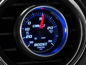 Auto Meter Mustang Cobalt 30 Psi Boost  Vac Gauge