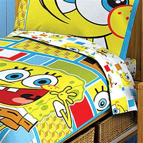 Spongebob Toddler Bed Set by Spongebob Squarepants Toddler Sale R50 Your
