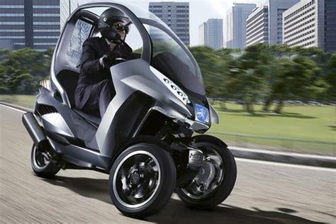 Hybrid Motorcycle/car