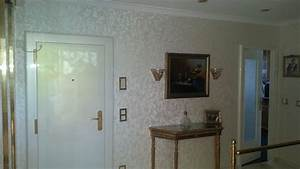 malereibetrieb michelis gmbh unsere referenzen With balkon teppich mit tapete flur