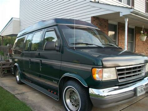 transmission control 1994 ford econoline e250 on board diagnostic system purchase used 1994 ford e 150 econoline 3d passenger van 2 door 5 8l in essex maryland united