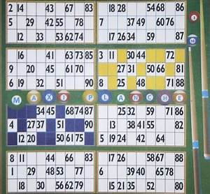 Cartons De Déménagement Gratuit : carton loto partie sp ciale la maxi planche feuille loto ~ Melissatoandfro.com Idées de Décoration