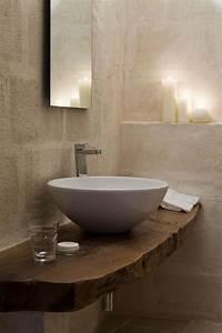 Waschtisch Aus Holz Für Aufsatzwaschbecken : die besten 25 aufsatzwaschbecken ideen auf pinterest ~ Lizthompson.info Haus und Dekorationen