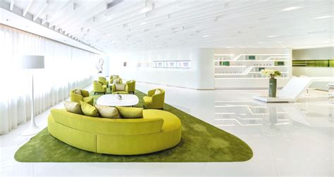 green office interior design green office inspiration where line meets lime